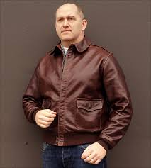 rough wear 27752 type a 2 flight jacket by good wear leather