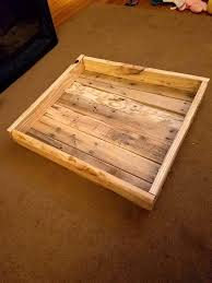 pallet projects for fall. cute pallet dog bed projects for fall h
