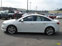 2012 Summit White Chevrolet Cruze LTZ/RS #68223390 Photo #5 ...