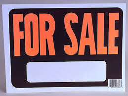 auto for sale sign auto sale signs
