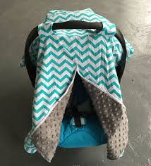 new free baby car seat opy cover infant uni seats children chevron cat opies blanket swaddling from safest child set monkey the nursery girl