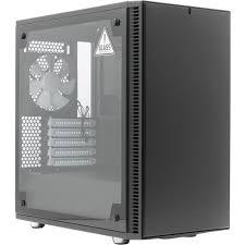 <b>Корпус Fractal Design Define</b> Mini C Black без БП с окном ...