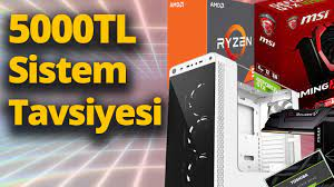 5000 TL'ye sistem toplama tavsiyesi! - ShiftDelete.Net