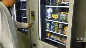 Refrigerated Vending Machine Gorgeous Grocery Vending Machines Coming To Vancouver Highrise Buildings