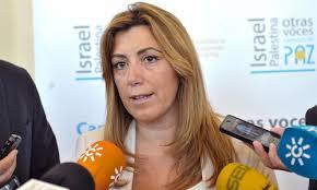 Susana Díaz se reafirma en su confianza