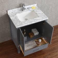 24 in bathroom vanity. Grey 24 Bathroom Vanity In O