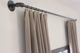Curtain Rod Alternatives Ador Conduit Pipe Drapery Rod