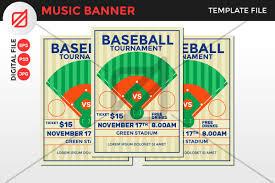 Free Baseball Flyer Template Vintage Baseball Flyer Template