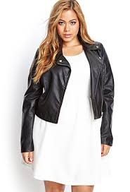 leather jackets plus size faux leather moto jacket forever21 plus 2000123126 fashion