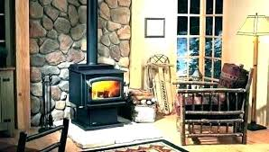 replace fireplace insert natural gas starter cost to install how much installing direct vent in basement
