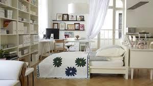 Kleines Schlafzimmer Deko Ideen Bietet Weiße Marple Hölzernen