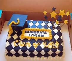 Black And Gold Graduation Sheet Cake Cakes By Sarahs Sweets