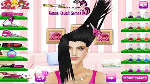 hair salon glam hair cutting game for s venus kawaii games you