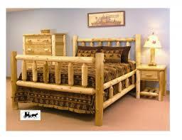 Log Furniture Bedroom Sets Log Bedroom Furniture Sets