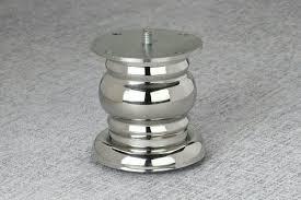 steel silver rajwadi sofa leg rs 59