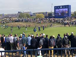 Ryder Cup Seating Chart The Ryder Cup 2018 Mindset Was Key Lynda Kenny
