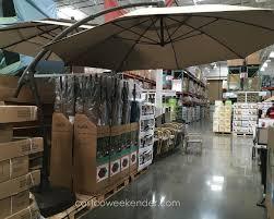 patio umbrellas costco.  Umbrellas Cantilever Patio Umbrellas  Offset Umbrella Costco Dining Sets  In E