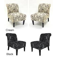 accent chairs set of 2 fashionable amber studded fabric thedailygraff com