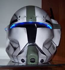 fan made aotc clone trooper helmets