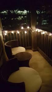 balcony lighting decorating ideas. Great Look Our Condo Balcony Lighting Decorating Ideas