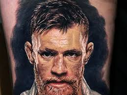 Conor Mcgregor Ufc News Is This The Best Ever Tattoo Of The