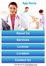 Healthcare App Templates Android Iphone Ipad