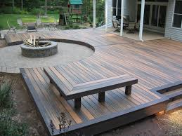 home designs focus fire pit on wood deck best ideas windwishes com from