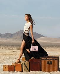 Alicia Vikander by Patrick Demarchelier for Louis Vuitton.
