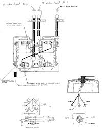 solenoid wiring diagram winch wiring diagram winches rebuilding parts information diagrams testing sites