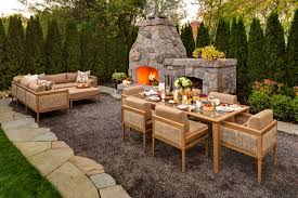 outdoor corner fireplace simple how design your brick
