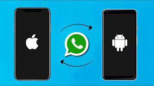 How To Transfer Whatsapp Messages From Android to iPhone - YouTube