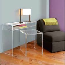 long home office desk. long thin office desk small home with hutch custom acrylic furniture clear lucite