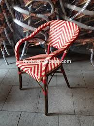 rattan bistro chair bamboo chair for singapore french bistro rattan chairs aluminium chair round bamboo chairs on alibaba com