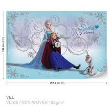 Disney Frozen Elsa Anna Olaf Fotobehang Behang Bestel Nu Op