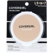Light Pressed Powder Covergirl Trublend Translucent Light Pressed Powder 2 Per Case