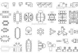 furniture dwg models and autocad blocks