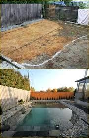 diy plunge pools lighted natural swimming pool diy small plunge pools diy plunge pools