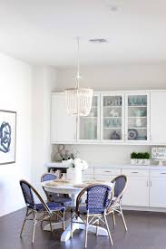 kitchen nook lighting. Kitchen Nook Lighting Ideas Simply Sutter Beaded Chandelier White Bistro Chairs Fixtue Walls And Enchanting Nooks For 2018 U