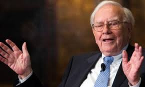 warren buffett says his best investment ever was a pg book  warren buffett