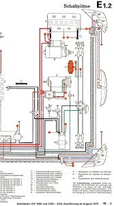 volkswagen type wiring vw t radio wiring diagram schematics and super beetle voltage regulator com 1971 2 jpg thesamba type wiring diagrams images thesamba