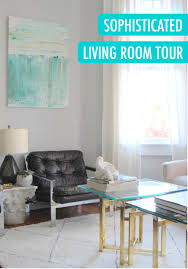 Paint Finish For Living Room A Moody And Neutral Living Room Tour Coats Home And