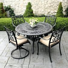 Patio Ideas Wrought Iron Patio Furniture Replacement Cushions