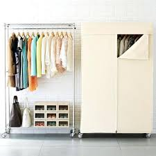 closet clothes rack closet clothes rod height