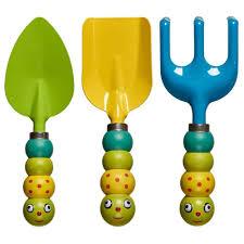 6 prextex kids 3 piece garden tool set