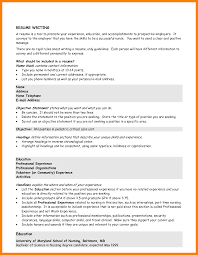 4 Resume Objective Statement Authorize Letter