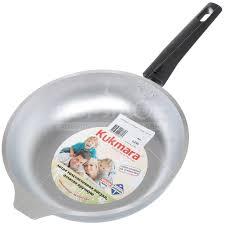<b>Сковорода алюминиевая Kukmara</b> с245 без крышки, 24 см в ...
