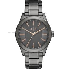"""designer watches fashion watches watch shop comâ""""¢ mens armani exchange watch ax2330"""