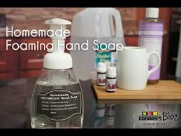 this luxurious diy hand soap is made with essential oils is easy to make and makes a great gift