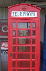 watch more like 1950 s american phone booth english style phone booth no phone