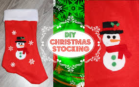 Christmas Christmas Stocking Decorating Ideas